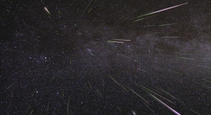 JPL Image of the Geminids