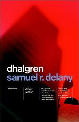 Dhalgren Cover