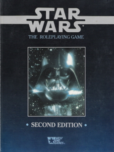 Star Wars the Roleplaying Game 2nd Edition