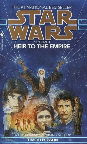 Thrawn Trilogy Heir to the Empire by Timothy Zahn